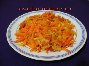 Морковь и тыква